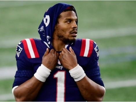¡Con todo! El mensaje de Cam Newton a sus haters de cara a la temporada 21-22 de la NFL