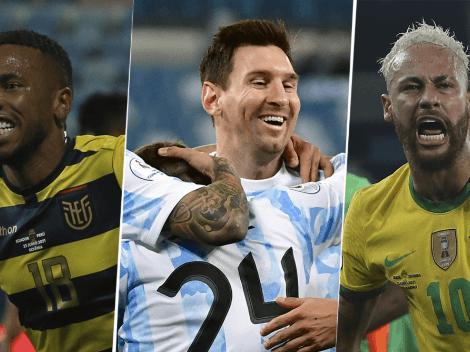 [VÍDEO] Copa América 2021: Todos los goles de la fase de grupos