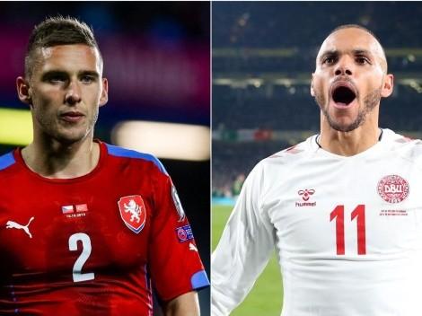 República Tcheca x Dinamarca: saiba onde assistir ao vivo à partida das quartas da Eurocopa