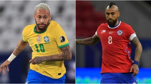 Brazil vs Chile: Confirmed lineups for Copa America 2021 quarter-finals today
