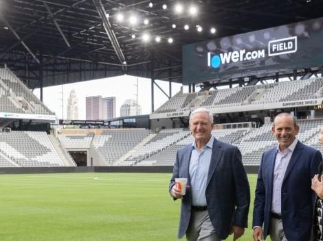 ¿El mejor estadio del mundo? Comisionado de la MLS alabó la nueva sede del Columbus Crew