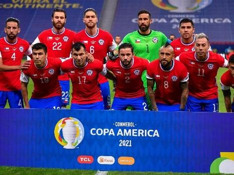La formación de Chile para enfrentar a Brasil con Alexis de titular
