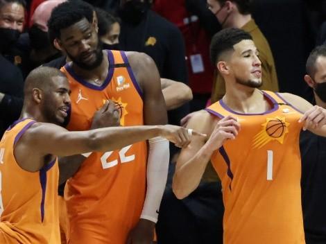 El camino de los Suns para ser campeones de la Conferencia Oeste