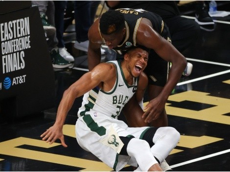 Doctor gives possible timeteable for Giannis Antetokounmpo's return from injury