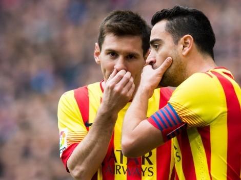 Xavi habla de la renovación de Leo Messi y le da un consejo a Pedri