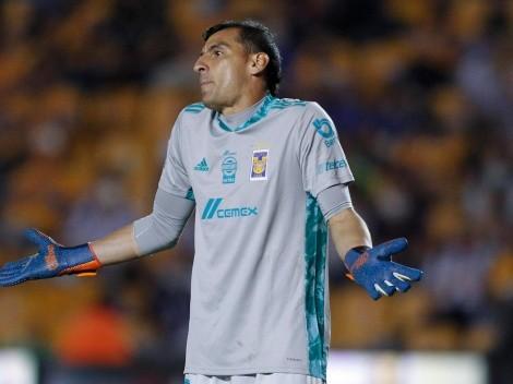 Nahuel Guzmán incidió en la llegada de Esteban Andrada a Monterrey