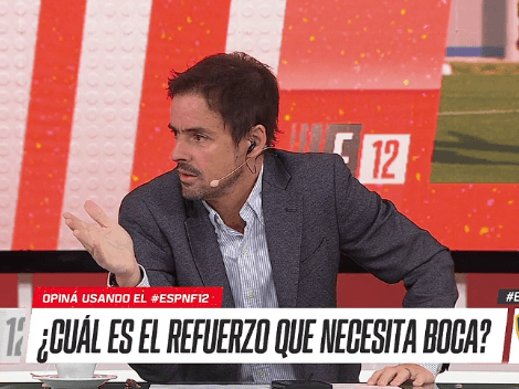 """Mariano Closs reclamó por un jugador que pida la pelota en Boca: """"Cardona no es"""""""
