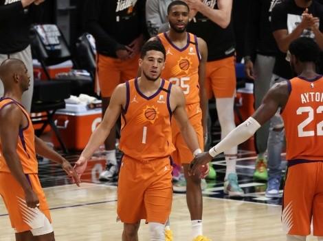 Cinco eventos que pasaron la última vez que Phoenix Suns llegó a las Finales de NBA