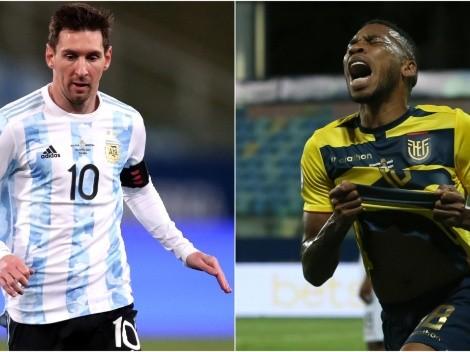 Argentina x Equador: data, hora e canal para assistir esse jogão da Copa América 2020