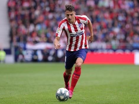 ¿Qué pasa con Arias? Se recupera y su futuro estaría lejos del Atlético