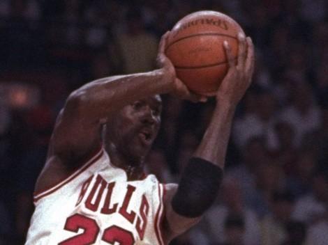 ¿Qué hacía Michael Jordan la última vez que Phoenix Suns llegó a Finales NBA?