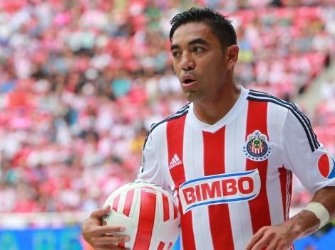 Marco Fabián habló sobre su posible retorno a Chivas