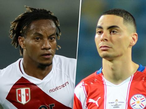 EN VIVO: Perú vs. Paraguay por la Copa América