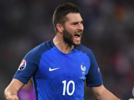 Francia cambió su lista para los Juegos Olímpicos