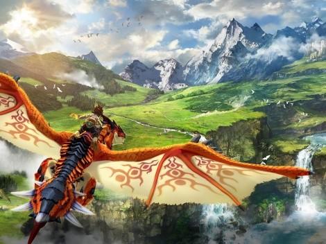 Monster Hunter Stories 2: Wings of Ruin recebe novo trailer na E3 2021