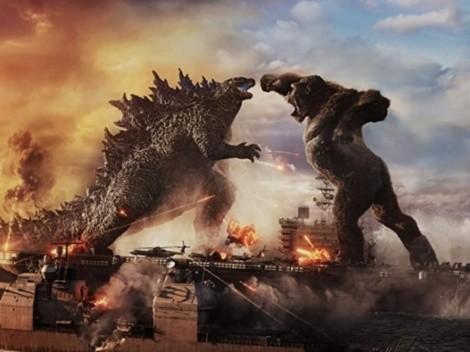 HBO Max revela cuándo estrena Godzilla vs. Kong y El Conjuro en Latinoamérica