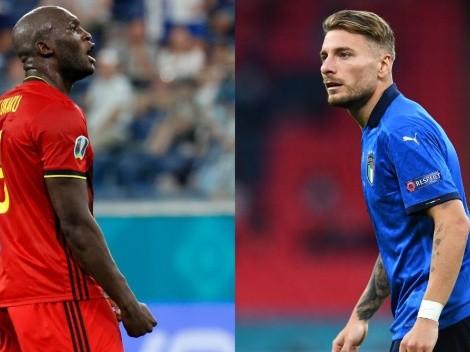 Eurocopa: Bélgica e Italia se miden en Múnich con alineaciones confirmadas