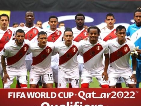Va Santamaría: la alineación confirmada de Perú para enfrentar a Paraguay