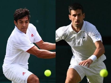Cristian Garin vs. Novak Djokovic: Cómo ver EN VIVO el partido de Wimbledon 2021