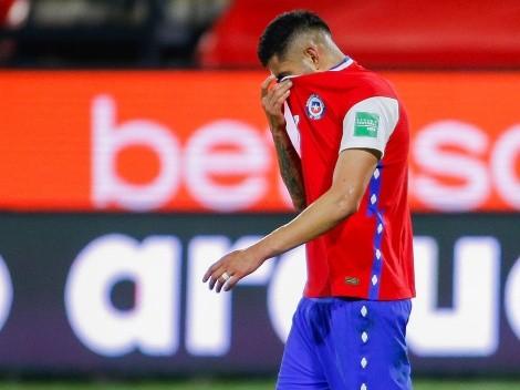¿Por qué Guillermo Maripán no jugará frente a Brasil?