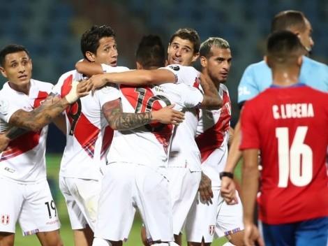 Un sufrimiento: Perú clasificó a las semifinales tras eliminar a Paraguay por penales