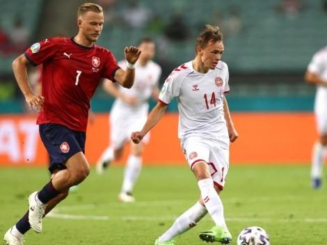 Dinamarca fue un equipo organizado, venció a República Checa y está en semis de la Euro