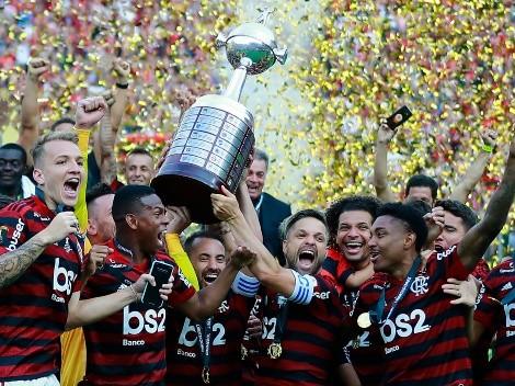 Un campeón de la Libertadores con Flamengo recordó la final ante River