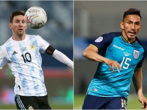 Messi brilha mais uma vez e Argentina está na semifinal da Copa América
