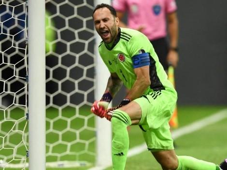 David Ospina se vistió de superhéroe en los penales: Colombia le ganó a Uruguay