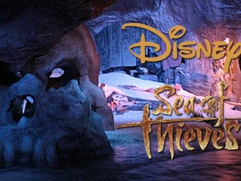 Sea of Thieves tendría otra colaboración con Disney además de Piratas del Caribe