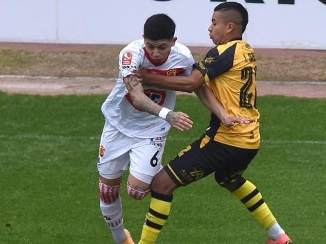 Coquimbo Unido aguantó a Rangers y avanzó en Copa Chile