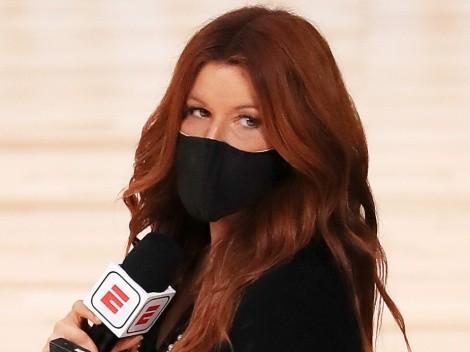 La periodista más famosa de NBA acusa a ESPN de preferencias por racismo