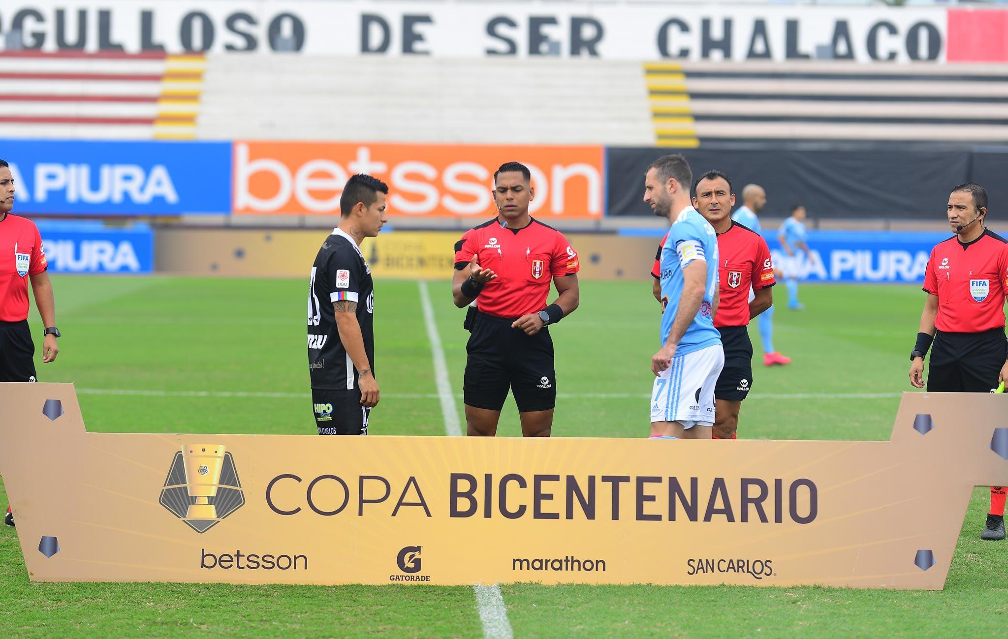 Sporting Cristal vs. Carlos Mannucci: día y canal de la final de la Copa Bicentenario