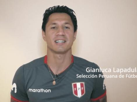 "Gianluca Lapadula a todo el país: ""Vacúnate sin miedo para volvernos a encontrar"""