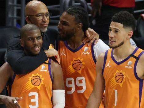 ¿Que jugadores de Suns y Bucks tiene la ventaja en experiencia en Finales de NBA?