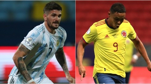 Argentina vs Colombia: Date, time and TV Channel for Conmebol Copa America 2021 semifinal