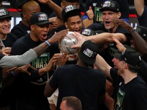 El camino de los Bucks para ser campeones de la Conferencia Este