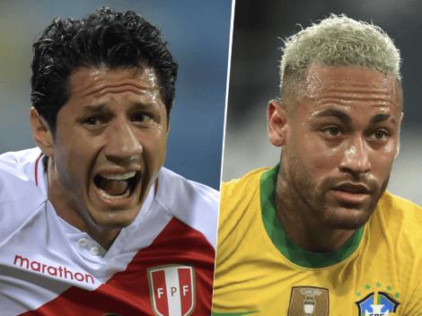 Perú perdió con Brasil por la Copa: VER GOLES Y JUGADAS