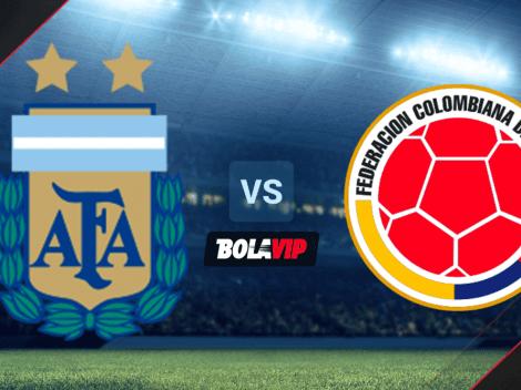 VER HOY EN VIVO Argentina vs. Colombia por la Copa América: canales de TV y streaming