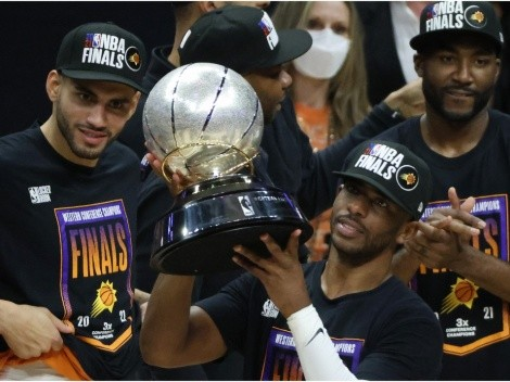 Phoenix Suns: road to the 2021 NBA Finals