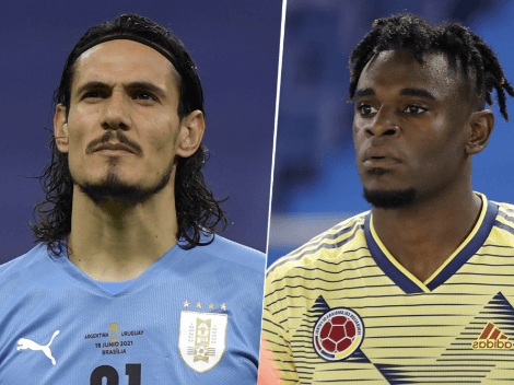 FINAL: Uruguay vs. Colombia