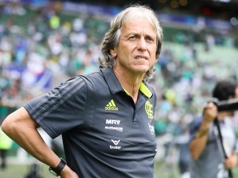 Flamengo: Torcedores manifestam saudades de Jorge Jesus nas redes sociais