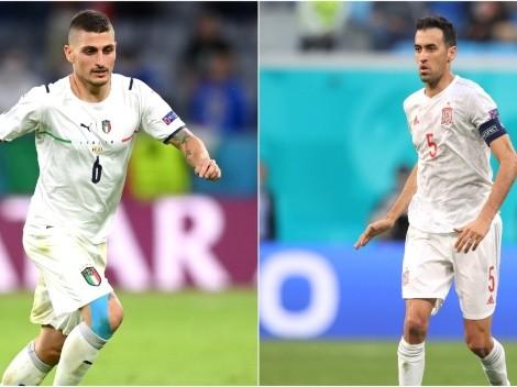 Itália x Espanha: Saiba onde assistir  AO VIVO esse jogão da Eurocopa