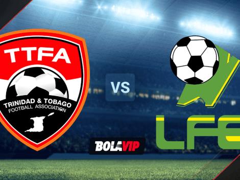 Qué canal transmite Trinidad y Tobago vs. Guayana Francesa   Hora y TV para mirar EN VIVO el duelo por el ingreso a la Copa Oro 2021