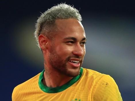 """Neymar, sin filtro después de pasar a la final: """"Quiero a Argentina"""""""