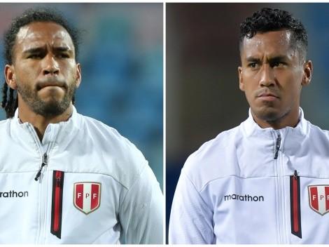 Gallese y Tapia denunciaron agresiones verbales del árbitro Roberto Tobar