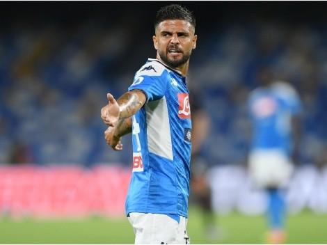 Transfer Rumors   Napoli's Lorenzo Insigne drawing interest from 2 European giants