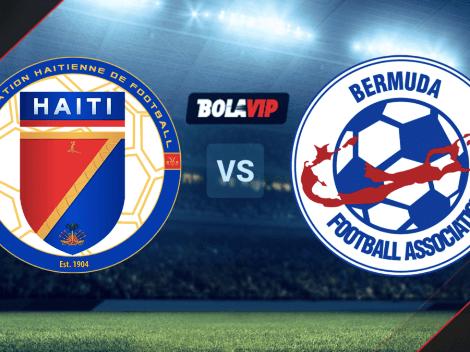 Qué canal transmite Haití vs. Bermudas por las preliminares a la Copa Oro 2021