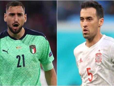 Itália vence a Espanha nos pênaltis e está na final da Eurocopa
