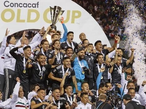 ¿Cuántas ediciones de la Copa Oro ganó México?